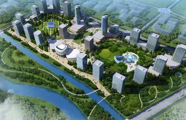 沭阳国际生态总部经济产业园