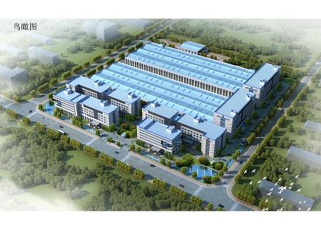 上海飞航电线电缆有限公司新建厂房