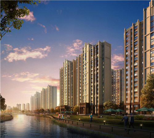 上海松江南站大型居住社区C19-02-04地块C19-01-05地块