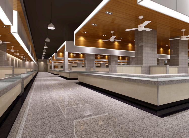 旧菜场改造-方塔农贸市场改造项目