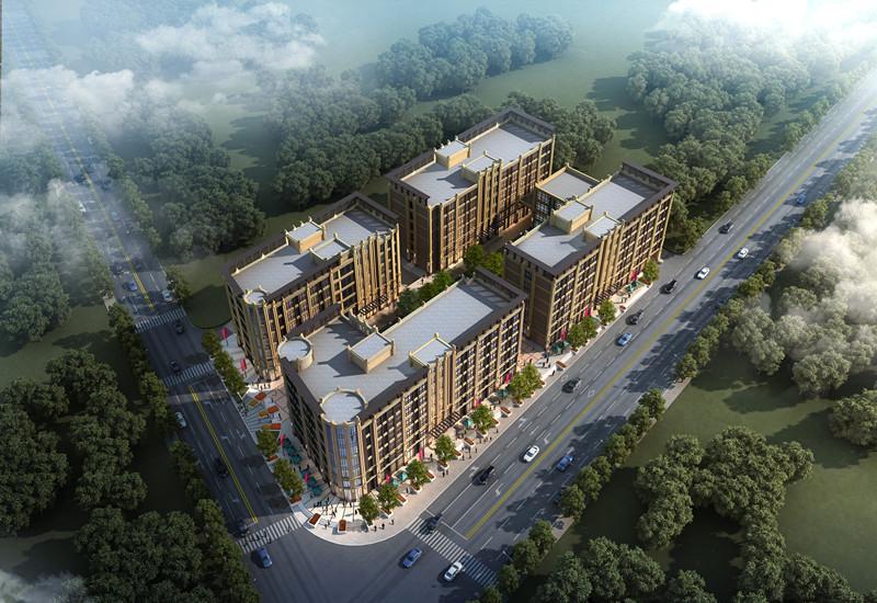 上海三心实业翻建生产用房