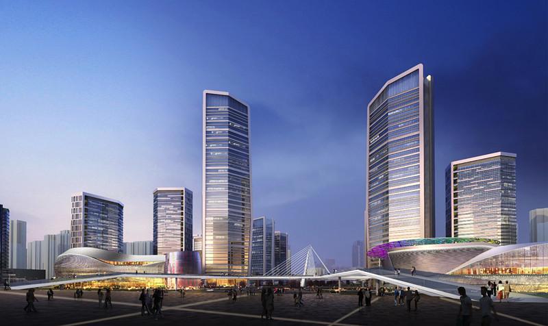 兰州智慧电商生态城项目