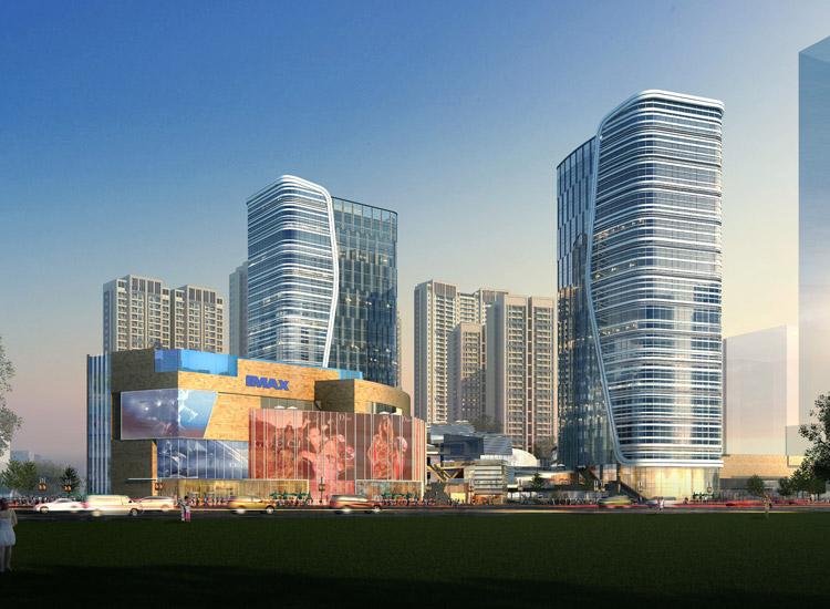 蚌埠中恒新二马路改造项目