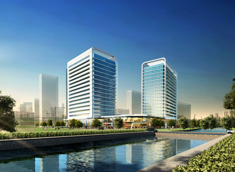 杭州甘肃省浙江企业联合会综合楼项目