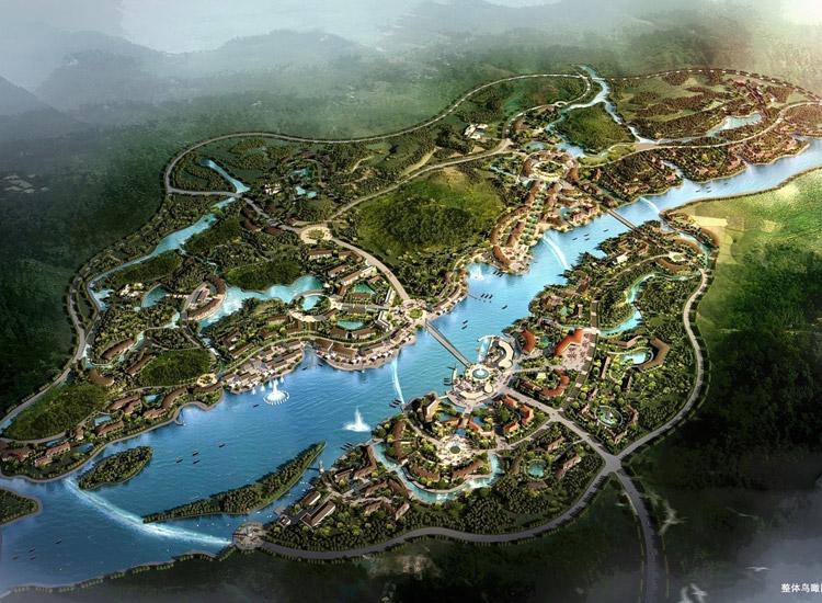海南陵水阿尔迪克绿巢庄园项目