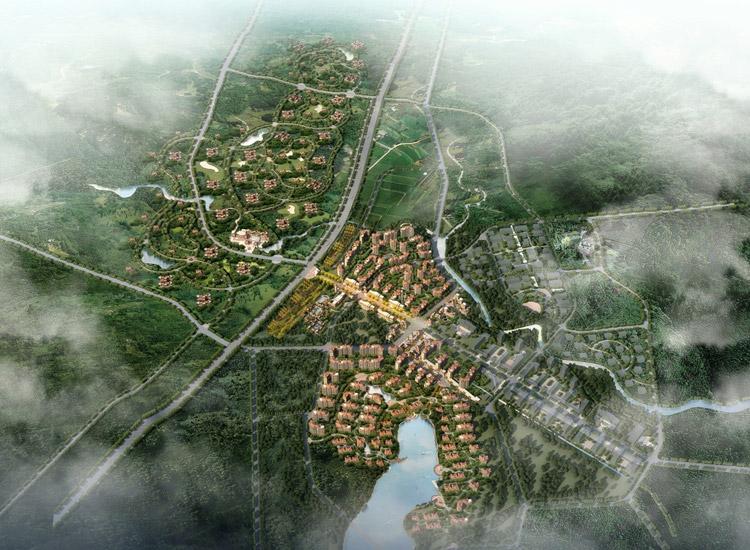 海南南吕庄园项目