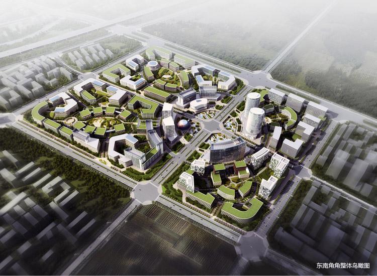 鹤壁淇滨区科技园规划