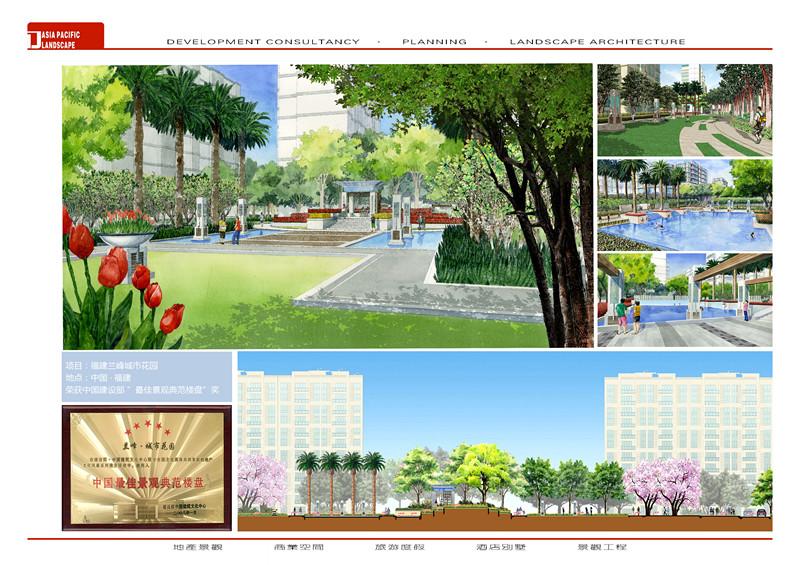 兰峰城市花园